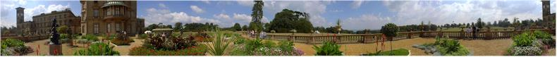 Osborne House Gardens, Isle of Wight, UK