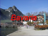Come with us on a Short Visit to Bavaria, Berchesgarten, the Konigsee and the Austrian City of Salzburg