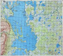 Map 10 - —емерка - Semerka - Click to enlarge this map to Full Size - File size is typically around 4Mbytes so please be patient!